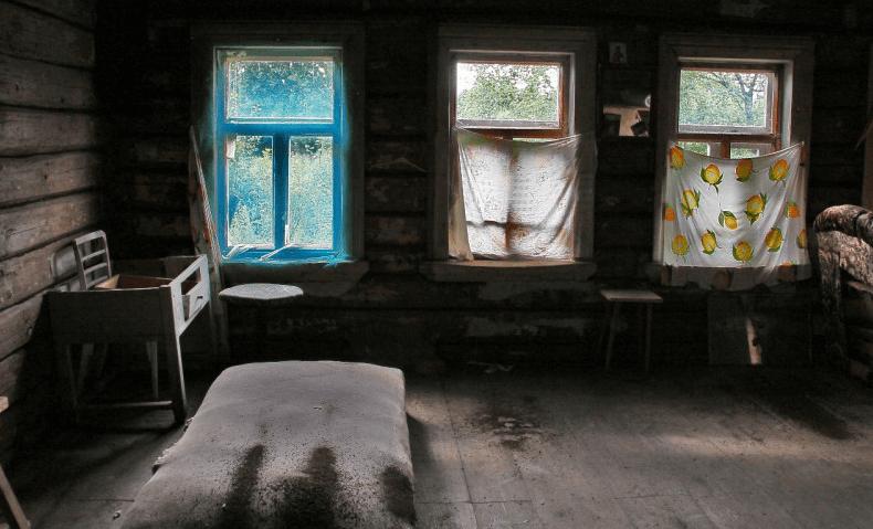 Заброшенная деревня Колуберёво (Владимирская область) изображение