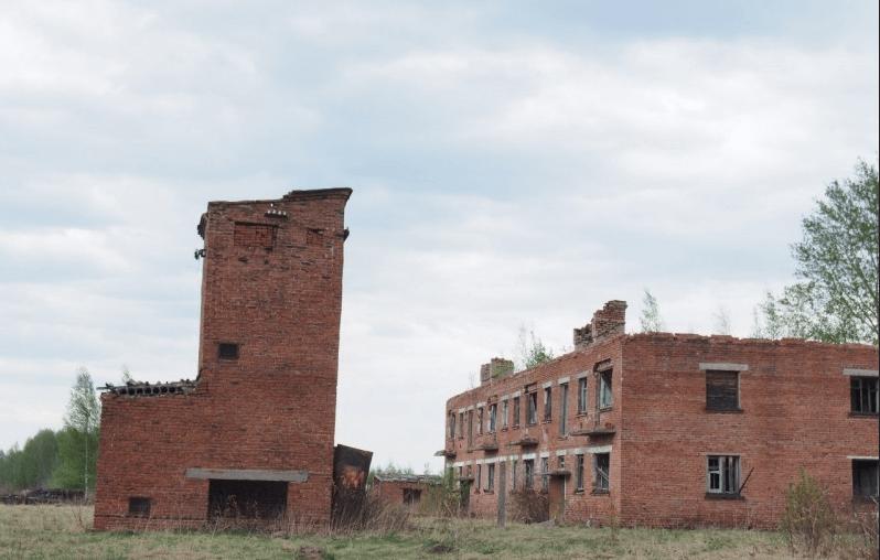 Деревня Выя (Свердловская область) фото