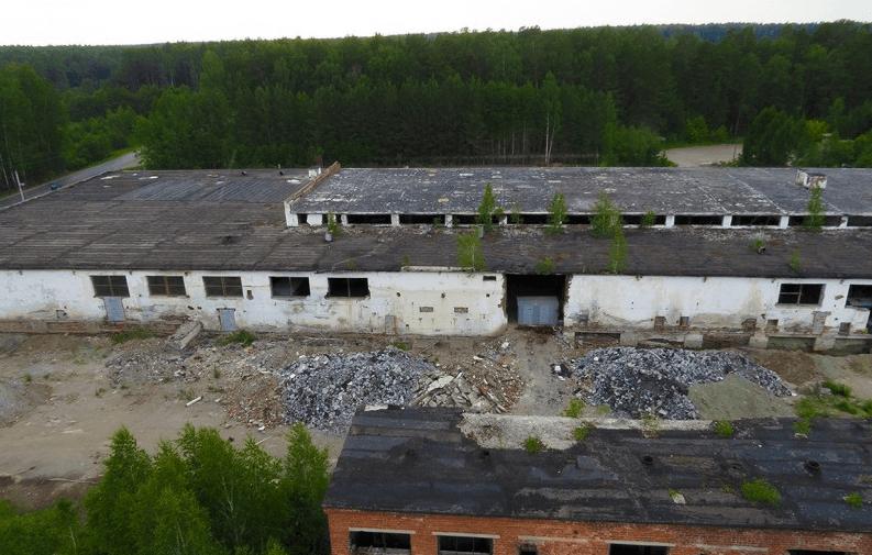Хладокомбинат в Асбесте (Свердловская область) фото