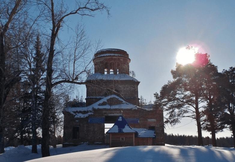 Храм Зачатия Иоанна Предтечи (Екатеринбург) фото