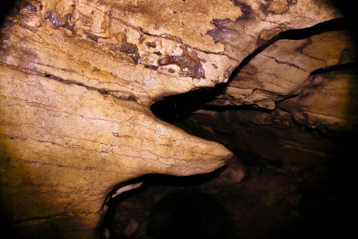 Пещера «Чёртова Нора» (Свердловская область) фото