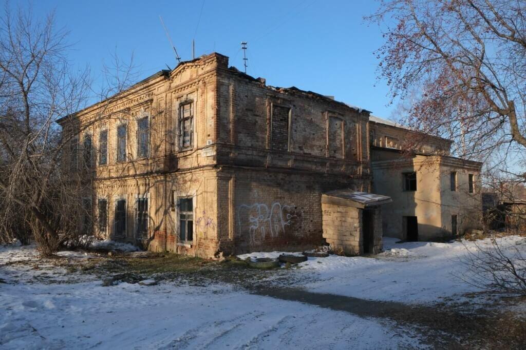 Скорбящинский монастырь Нижний Тагил фото