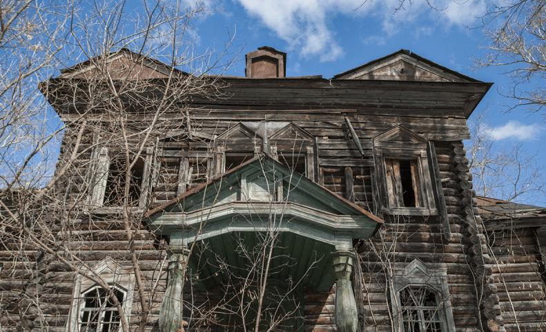 Заброшенная Церковь Казанской иконы Божьей Матери (Екатеринбург) фото