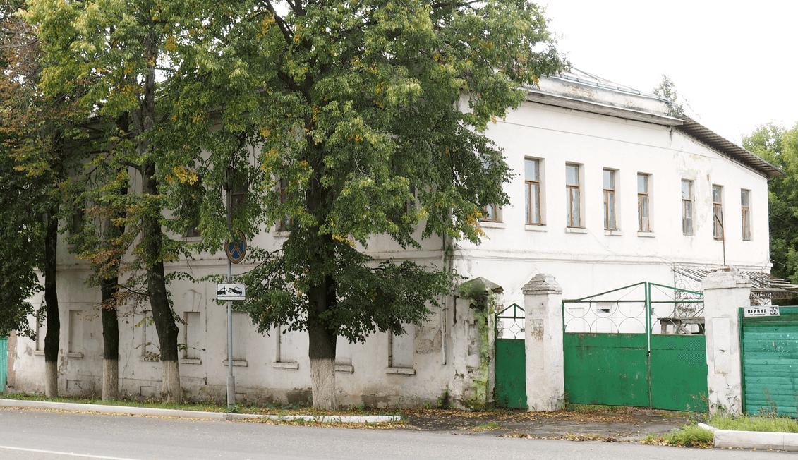 Заброшенная усадьба Лужнова (Владимирская область) картинка