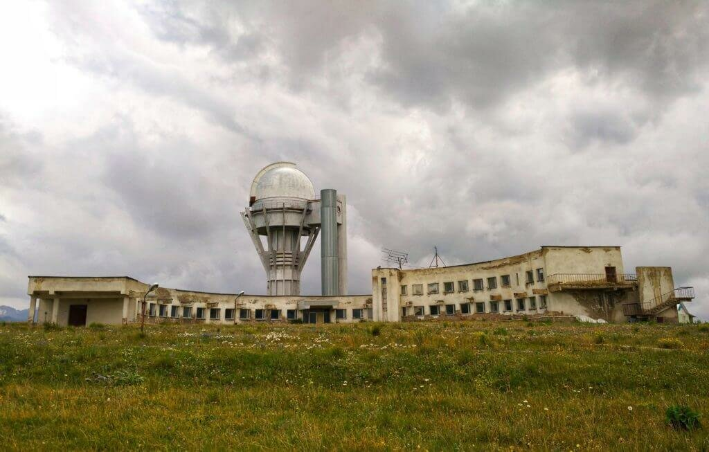 Заброшенные места Казахстана