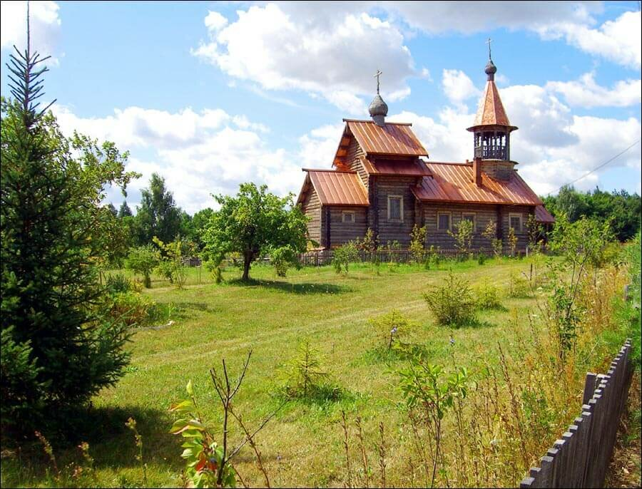 Заброшенные места Рязанской области
