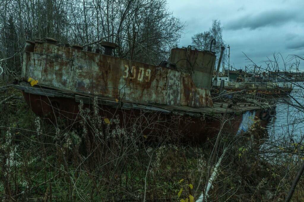 Заброшенные места Свердловской области