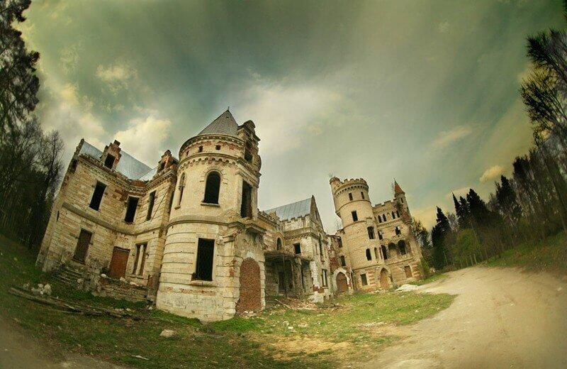 Заброшенные места Владимирской области