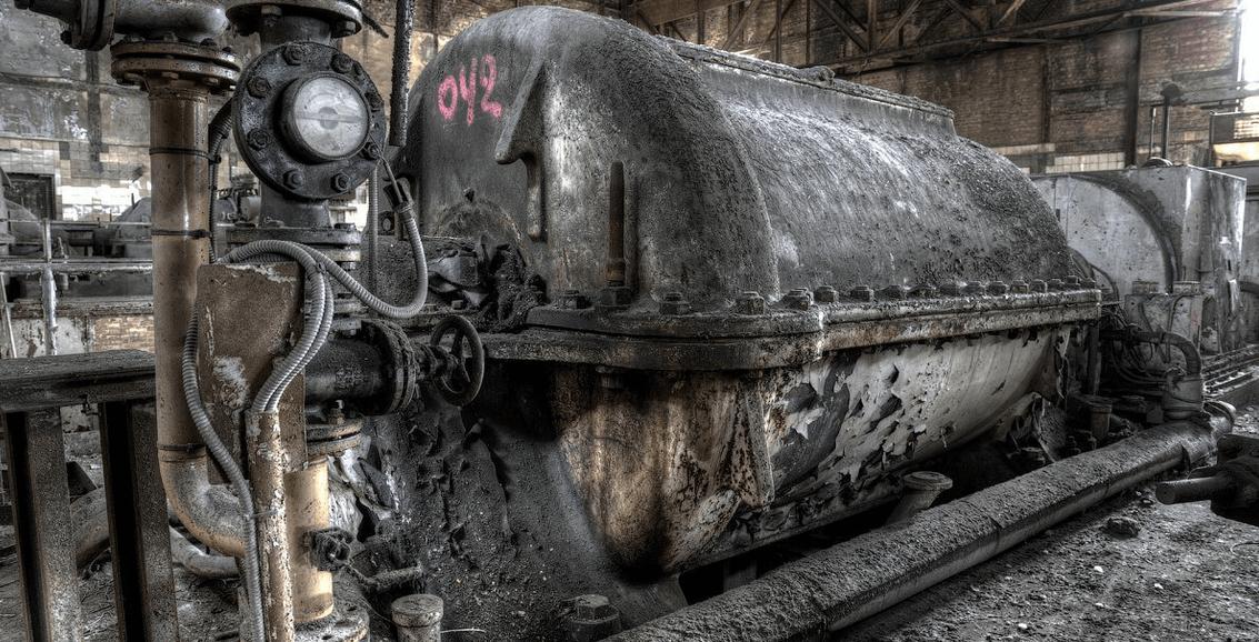 Заброшенные заводы Москвы фото