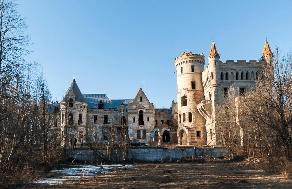 Храповицкий замок фото
