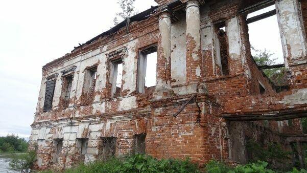 Заброшенные места Пермского края