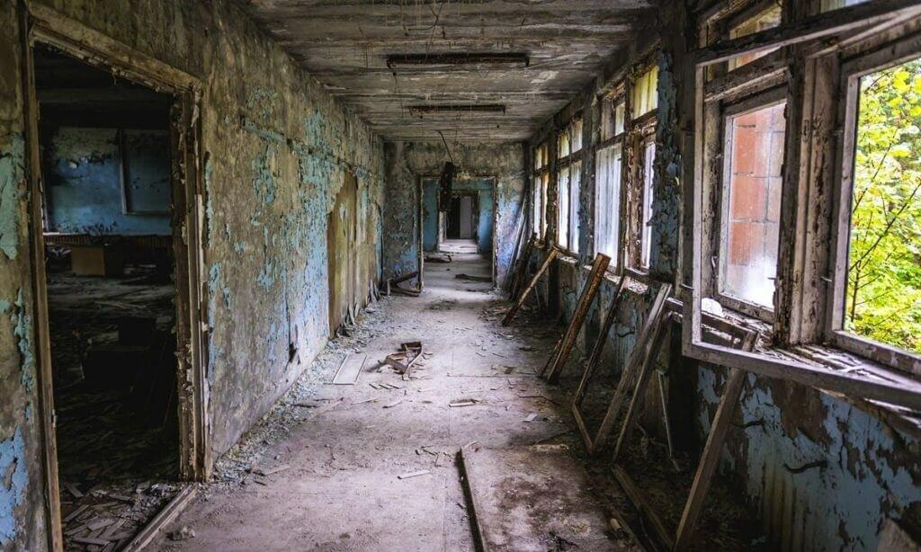 Заброшенные места Челябинской области