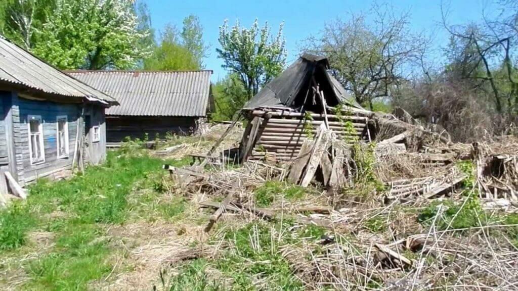 Заброшенные места Иркутской области