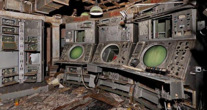 Заброшенные места СССР