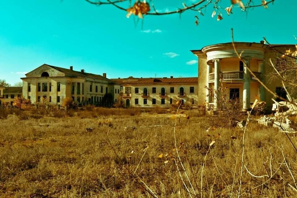 Заброшенные места Волгоградской области