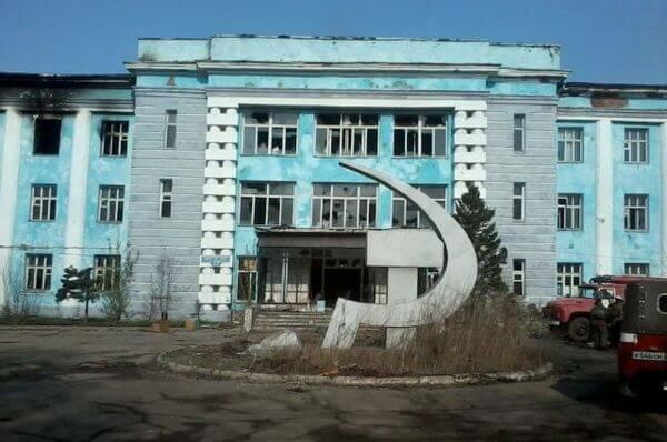 Заброшенные места Алтайского края