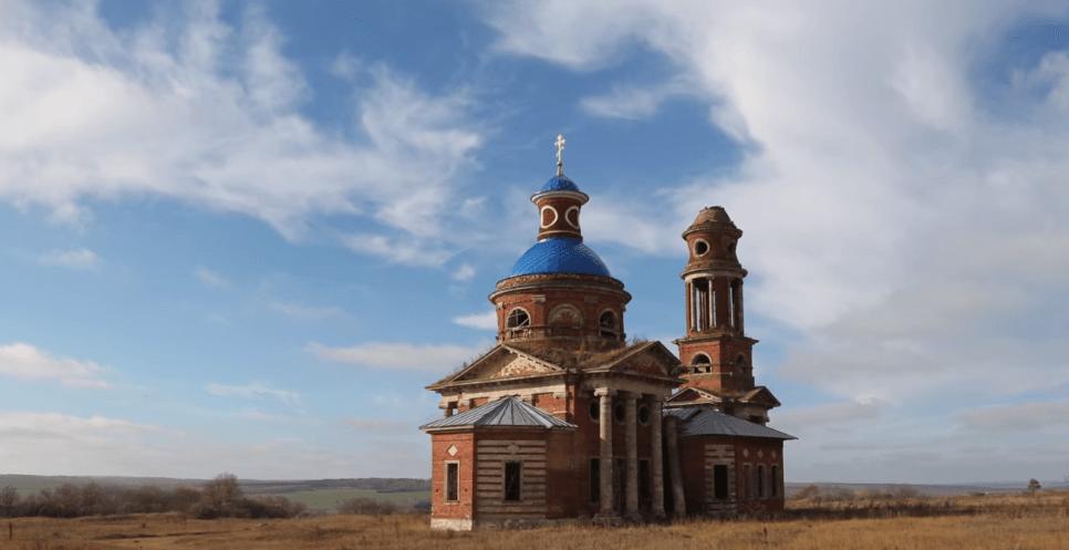 Заброшенные места Липецкой области
