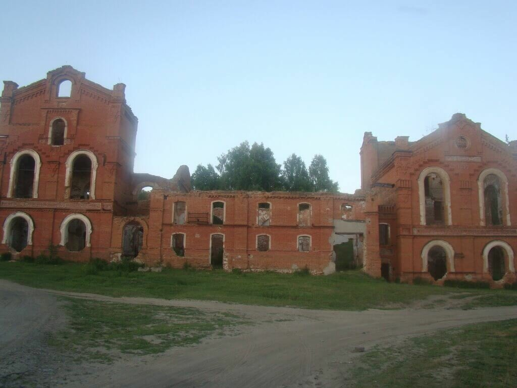Заброшенные места Омской области