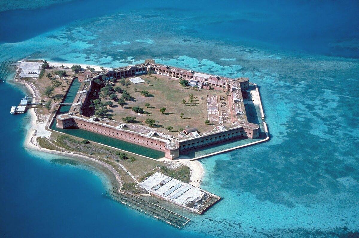 Заброшенные острова