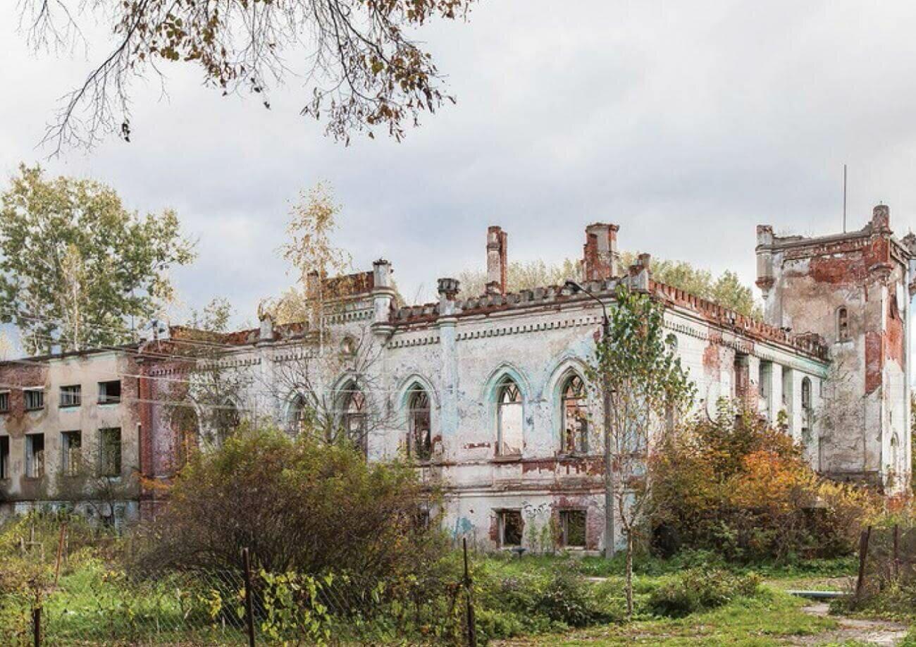 Заброшенные места Ярославской области